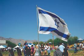 Israels Flag Israel Festival 65 U2013 In Pictures Az Jewish Post