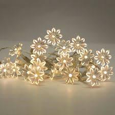 String Of Flower Lights by Flower String Lights Ebay