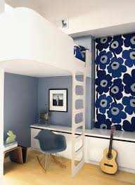 Suspended Loft Bed From Ceiling by 10 Modern Kids Rooms With Not Your Average Bunk Beds Design Milk