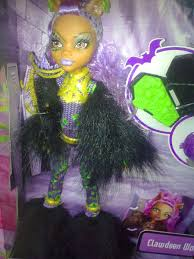 clawdeen wolf ghouls rule makeup images