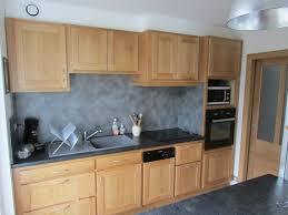 cuisine massif cuisine chene massif brut le bois chez vous