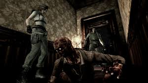 resident evil hd remaster ps4 pc review