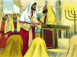 free bible images jesus is rejected in nazareth after claiming to