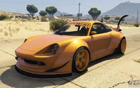 widebody cars pfister comet widebody for gta 5