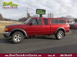 2004 ford ranger xlt 2004 ford ranger 4x4 x cab xlt at dons auto truck center 608 372 6435