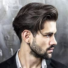 short in back longer in front mens hairstyles 35 best hair images on pinterest man s hairstyle hairstyle