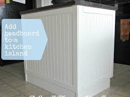 kitchen install kitchen island and 32 how to install beadboard
