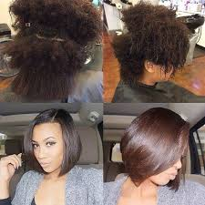 african american hair styles that grow your hair best 25 natural hair blowout ideas on pinterest blowout with