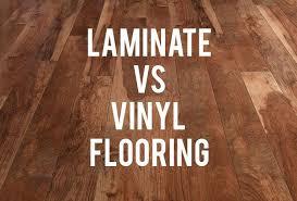 vinyl vs laminate flooring rc willey