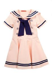 striped sailor dress so cute picmia
