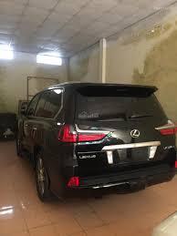 xe lexus nhap khau bán xe lexus lx 570 đời 2016 màu đen nhập khẩu nguyên chiếc