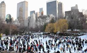 Rockefeller Center Summer Garden - rockefeller center the best places to visit in new york usa
