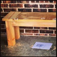 Ana White Farmhouse Bench Ana White Farmhouse Bench Diy Projects