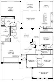 4 Car Garage Size by New Home Floor Plans With Inspiration Design 49629 Ironow