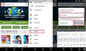 play store gift cards how to buy apps on the play store without a credit card