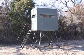 2 Person Deer Blind Plans Potts Feed Store Deer Blinds And Towers