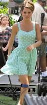 dress mint green polka dot dress wheretoget
