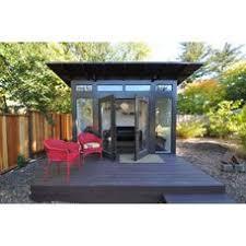 chalet bureau ext駻ieur bungalow bois design 560x284 21mm petits salons baies