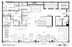 hotel lobby floor plan dimensions