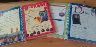 books for graduates high school capture school year memories birthday keepsakes