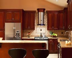 Kitchen Ideas With Cherry Cabinets by Austin Inset Cabinet Door Kitchen Design