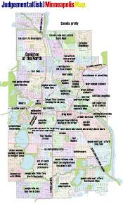 Maps Of Chicago Neighborhoods by Judgmental Maps Minneapolis Mn Copr 2013 Judgmental Maps All