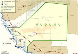 Hunting Island State Park Map by Mudumu National Park Wikipedia