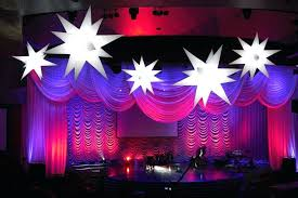 decorations manufacturers led stage decoration 4