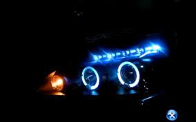 lexus lights for honda accord 2003 2007 honda accord halo led projector headlights installation