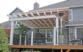 Deck Awnings Retractable Metal Deck Awnings Retractable Awning Over Dry Pergola Waterproof