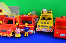 fireman sam episode pontypandy jupiter venus 4x4 peppa pigs fire