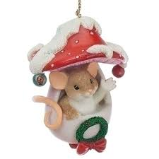 charming tails ornaments