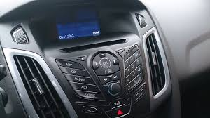 focus mk3 sony dab radio dash surround ford focus club ford