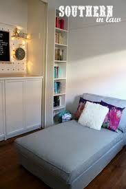 Southern Bedroom Ideas Southern In Law Spare Bedroom To Home Office Makeover On A Budget
