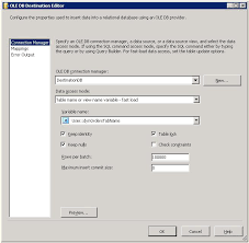 we loaded 1tb in 30 minutes with ssis and so can you