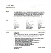 fashion resume templates fashion resume template retail free stylist templates