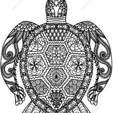 free printable zentangle coloring pages turtle zentangle coloring page free printable coloring pages