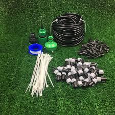 Best Patio Misting System 4 7 Pvc Hose Garden Outdoor Patio Home Misting Cooling Irrigation