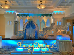 quinceanera cinderella theme princess cinderella quince stage welcome to designers