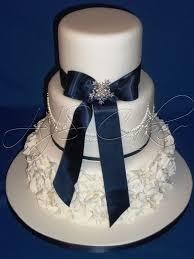 best 25 navy blue petal wedding cakes ideas on pinterest pastel