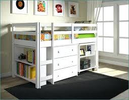 bed dresser combo dressers queen loft desk bunk full size of to