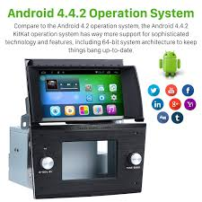 8 inch oem android 6 0 radio capacitive touch screen for 2006 2011