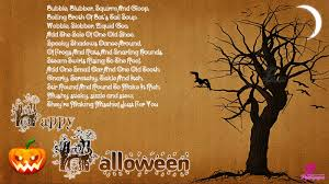 halloween poems desktop backgrounds