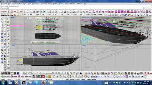 autocad tutorial with exle automated initial ship design pipeline excel autocad rhinoceros