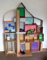 The 25 Best Doll Houses by Shoebox House Ideas