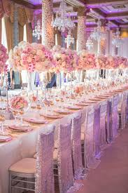 wedding ideas long reception tables bridalpulse