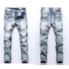mens light blue jeans skinny light blue ripped jeans mens bod jeans