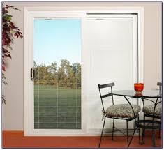 Patio Door Sliding Panels Fascinating Sliding Panel Blinds For Patio Door Image Design Uk