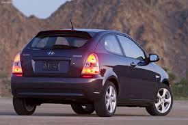 hyundai accent facelift 2007 hyundai accent pictures history value research