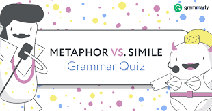 simile and metaphor u2014what u0027s the difference grammarly